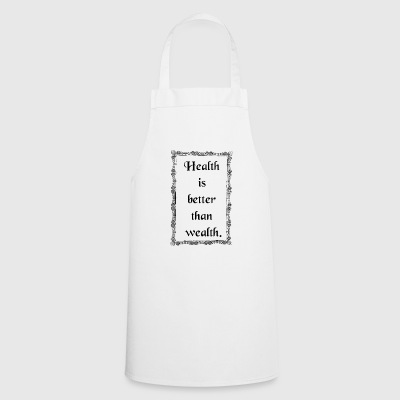 health - Cooking Apron