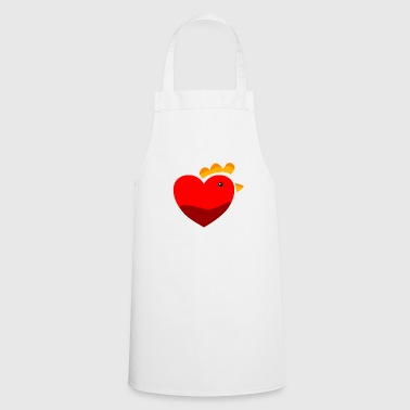 Chicken chickens chicken love - Cooking Apron