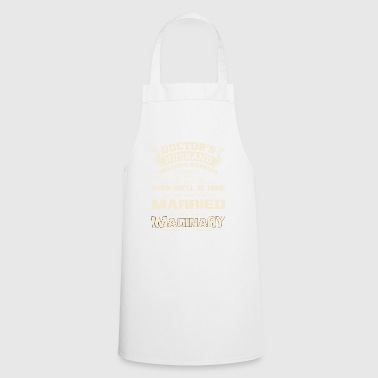 Doctor's husband - Cooking Apron