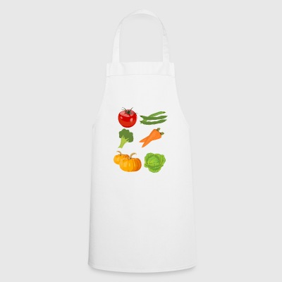 kuerbis pumpkin halloween vegetables vegetables180 - Cooking Apron