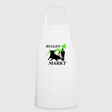 Stock market market - Cooking Apron