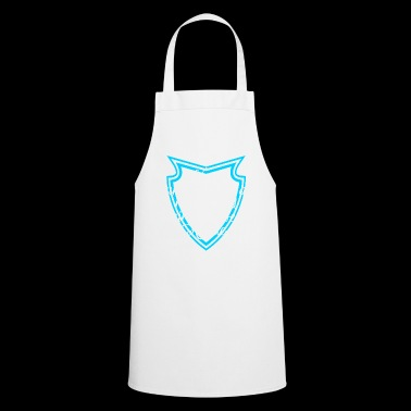 Pissed karate girl - Cooking Apron