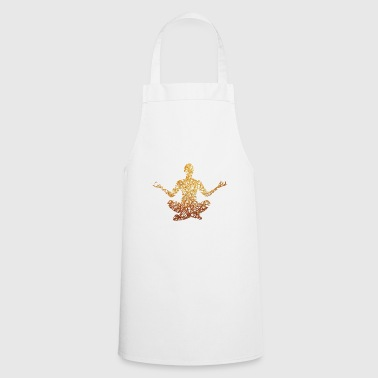 Fitness Yoga # 1 Gold Gift Gift Idea - Cooking Apron