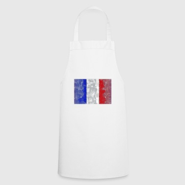 French flag tricolor - Cooking Apron
