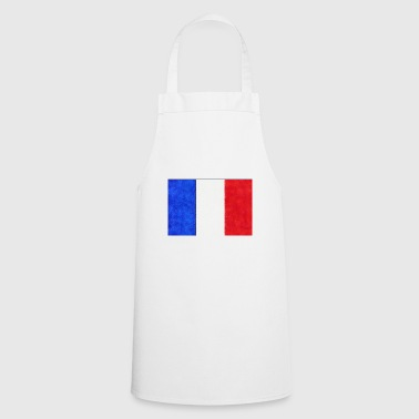 French flag tricolor France - Cooking Apron