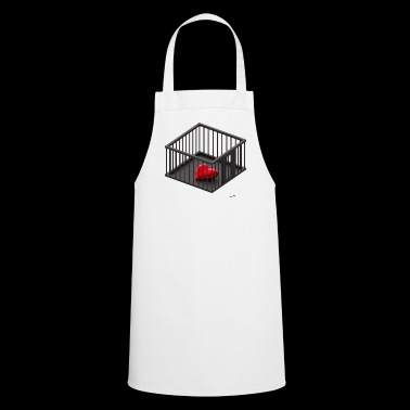 Hearty pun - Cooking Apron