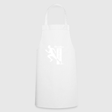 marathon what else - Cooking Apron