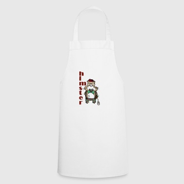 The Himster - Cooking Apron