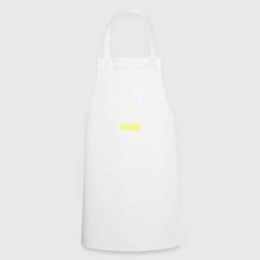 Distressed - CRAZY RUGBY MOM - Cooking Apron