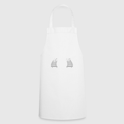 Trains - wife of a railwayman - Cooking Apron