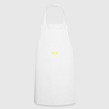 Distressed - COOLEST POOL GODMOTHER - Cooking Apron