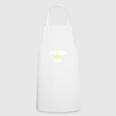 Distressed - OUTSTANDING POOL AUNT - Cooking Apron