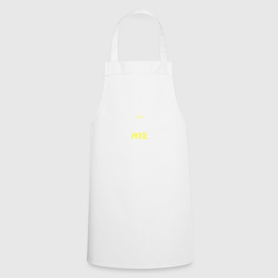 Distressed - CRAZYPOOL GODFATHER - Cooking Apron