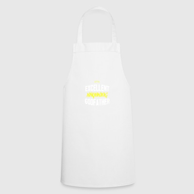 Distressed - EXCELLENT KAYAKING GODFATHER - Cooking Apron