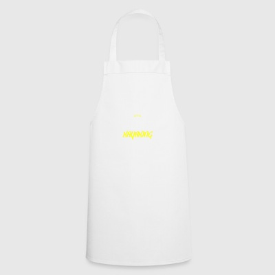 Distressed - CRAZY KAYAKING UNCLE - Cooking Apron