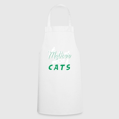 Mother of Cats - Cooking Apron
