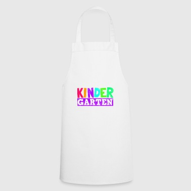 Team kindergarten gift - Cooking Apron