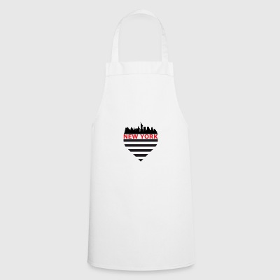 New York Skyline - Cooking Apron