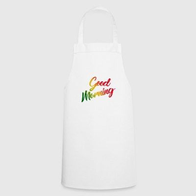 GoodMorning - Cooking Apron