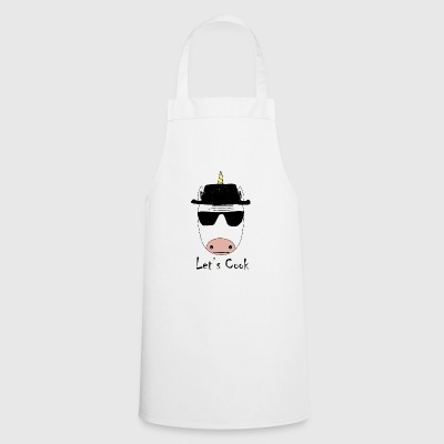 Unicorn for Black Shirts - Cooking Apron