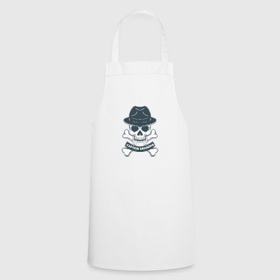 Captain Grandpa - Cooking Apron