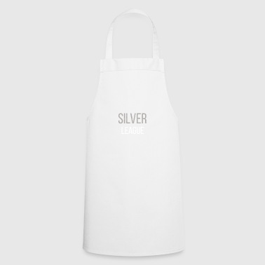 Tee Shirt lol Silver League Legends - Cooking Apron