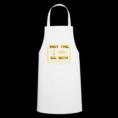 May the power be with you - gift - Cooking Apron