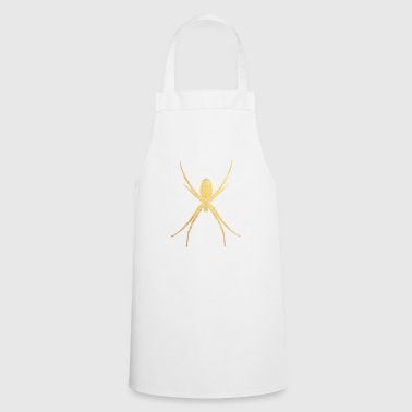 gold spider - Cooking Apron