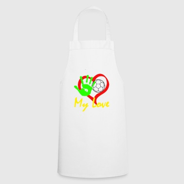 Handball my Love - Cooking Apron
