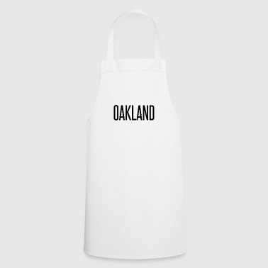 oakland - Cooking Apron