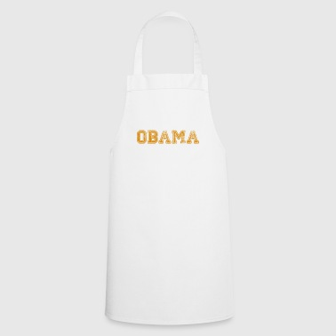 Obama 44 - Tablier de cuisine