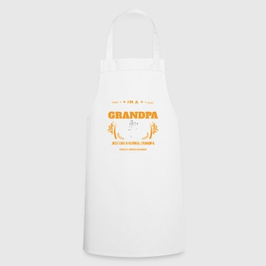 Paintball Grandpa Shirt Gift Idea - Cooking Apron