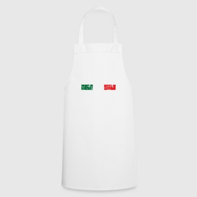 district napoli italy - Cooking Apron
