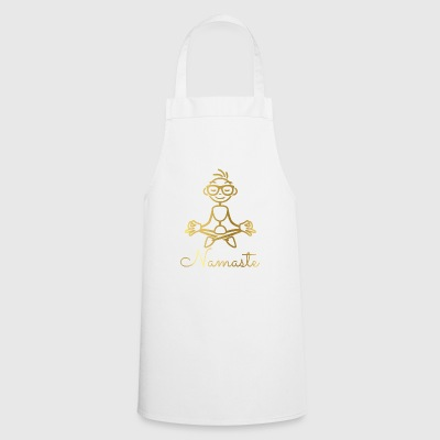 Yogi dude - Cooking Apron