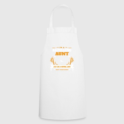 Rapelling Aunt Shirt Gift Idea - Cooking Apron
