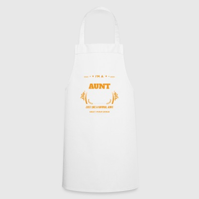Scuba Diving Aunt Shirt Gift Idea - Cooking Apron
