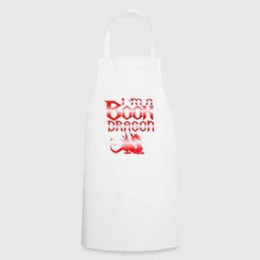 I'm A Book Dragon - Cooking Apron