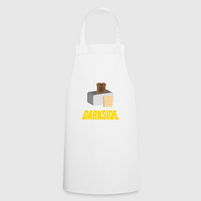 Darkside wars clone warrior toaster fun funny xmas - Cooking Apron