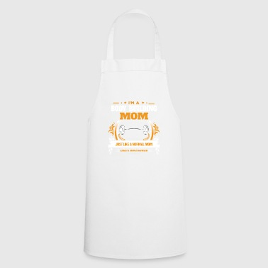 Body Building Mom Shirt Gift Idea - Cooking Apron