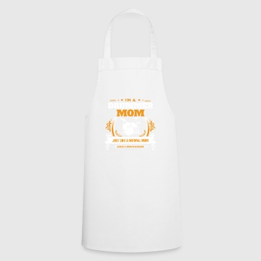 Drummer Mom Shirt Gift Idea - Cooking Apron