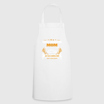 Vehicle Restoration Mom Shirt Gift Idea - Cooking Apron
