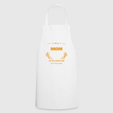 Guitarist Mom Shirt Gift Idea - Cooking Apron