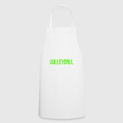 EAT SLEEP VOLLEYBALL REPEAT - Cooking Apron