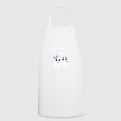 Funny Dentist Valentine Gift for Men and Women - Cooking Apron