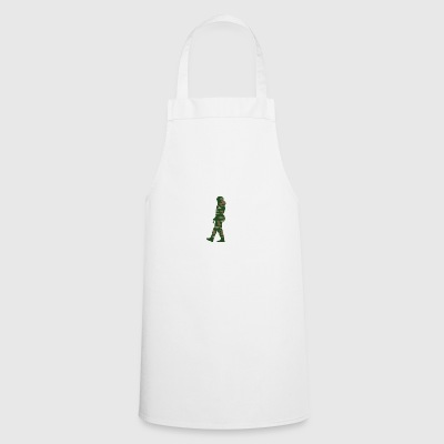 Once a Soldier alway a soldier - Cooking Apron