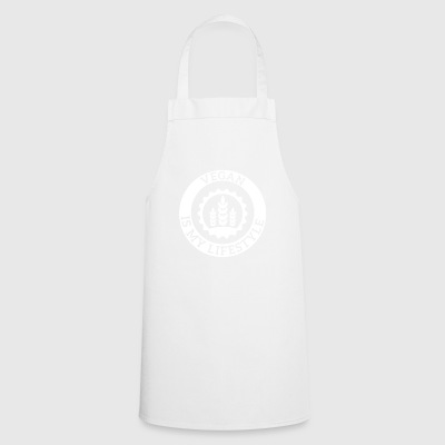 Vegan is my lifestyle gift - Cooking Apron