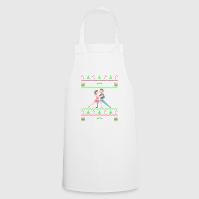 Tango Ugly Christmas Sweater Gift - Cooking Apron