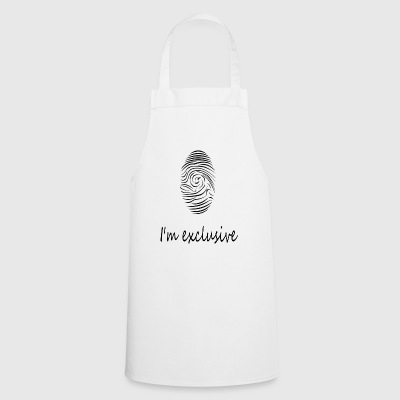 single - Cooking Apron