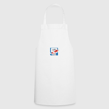 Computer Programmer Nerd USB I at your father - Cooking Apron