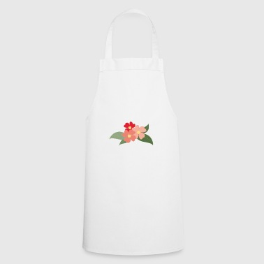 Nature flowers bloomed - Cooking Apron